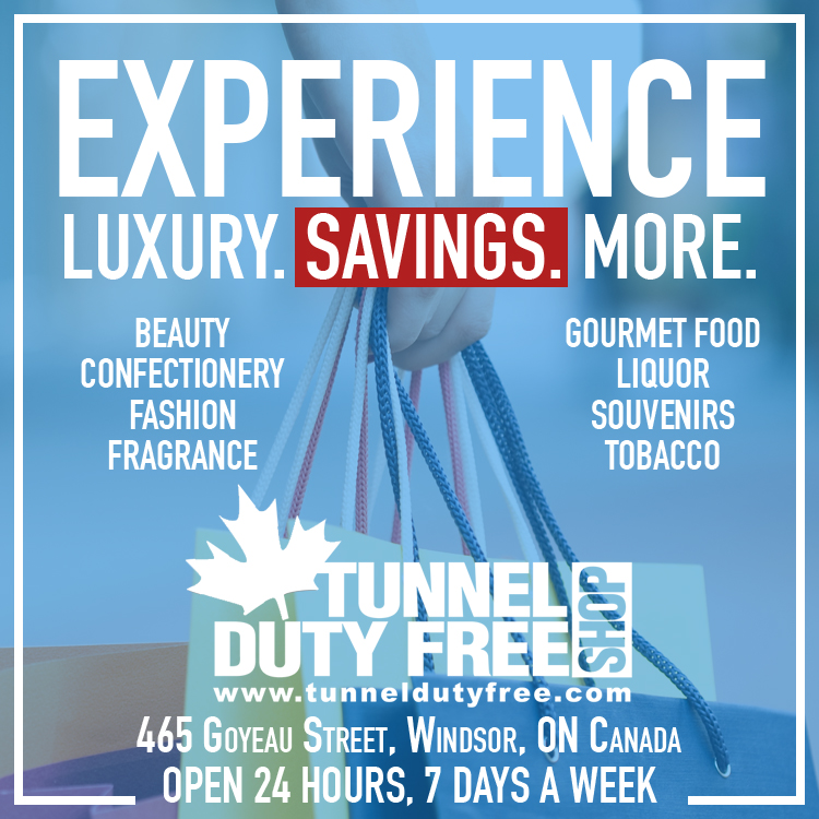 Logo-Tunnel Duty Free
