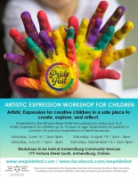 Artistic Expression Workshop
