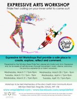 Expressive Arts Workshop