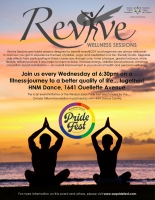 Revive Wellness Sessions