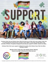 UWindsor Pride Club Peer Support