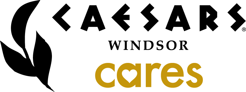 CW Cares Logo gold