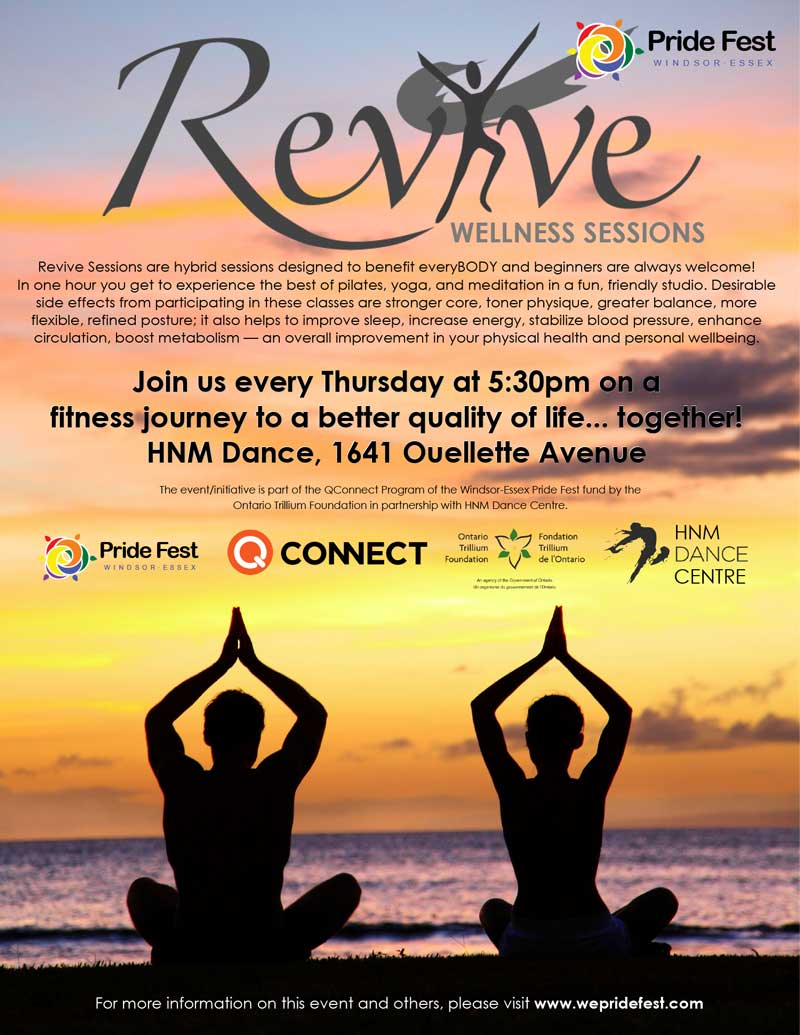 Revive Wellness Night 1