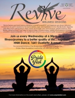 Revive Wellness Night
