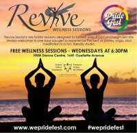 Revive Wellness - Free Fitness Sessions
