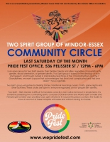 Two Spirit Community Circle