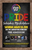Pride Saturday Marketplace
